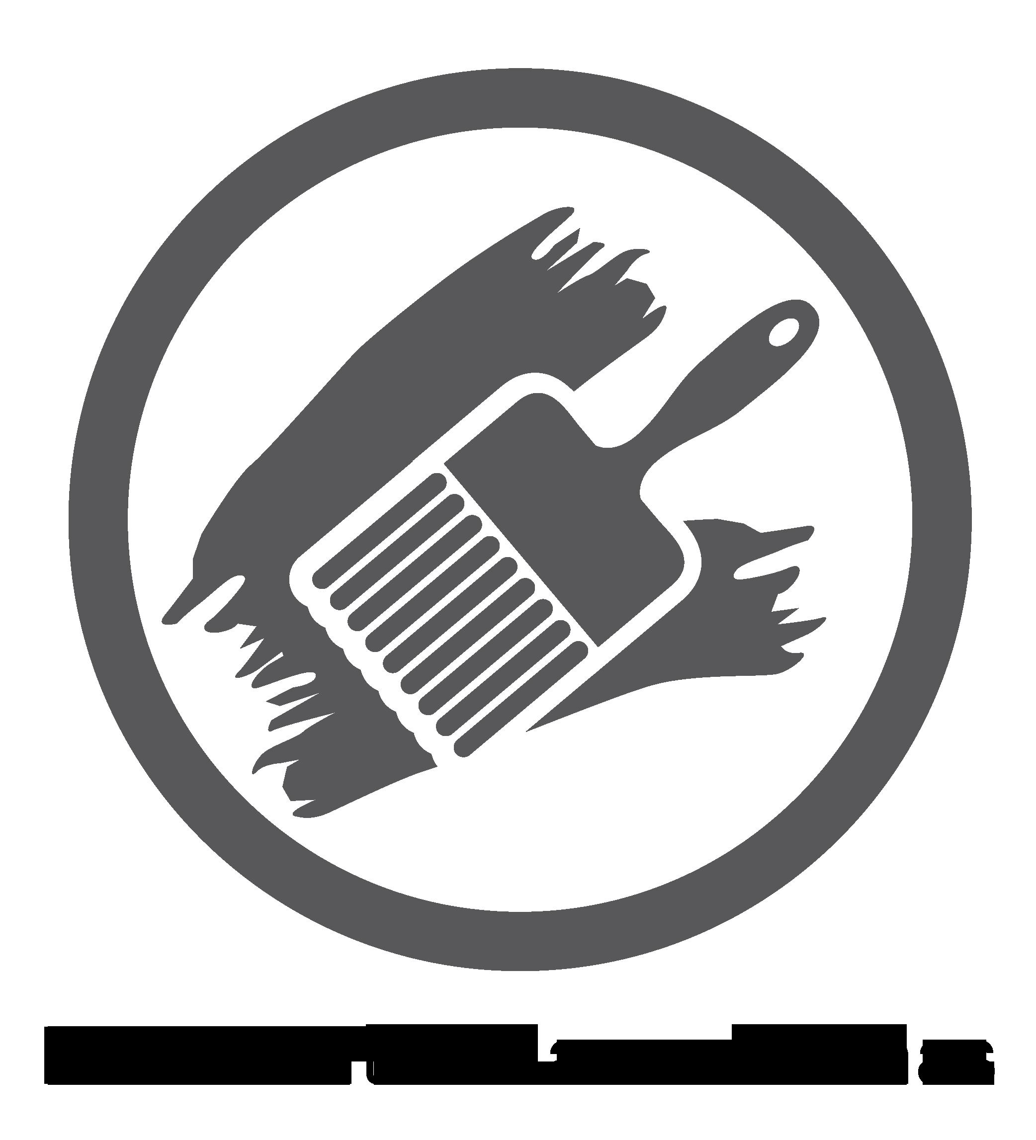"""Logotipo de """"superficie resistente a las manchas"""""""