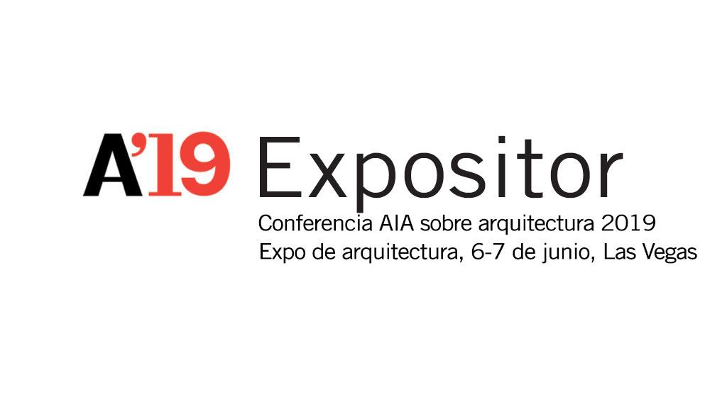 Logotipo de la Conferencia AIA sobre Arquitectura 2019